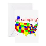 got camping? Greeting Cards (Pk of 10)