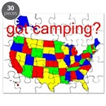 got camping? Puzzle