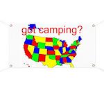 got camping? Banner