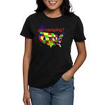 got camping? Women's Dark T-Shirt