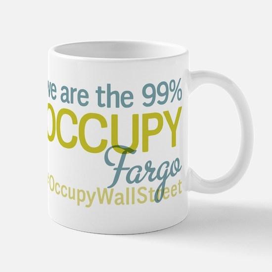 Occupy Fargo Mug
