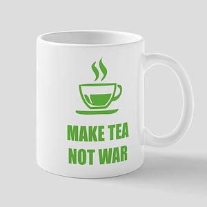 Make tea not war Mug