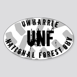 Uwharre National Forest Sticker