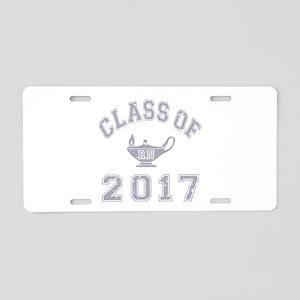 Class Of 2017 RN Aluminum License Plate