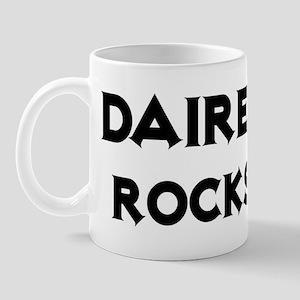 Dairen Rocks! Mug