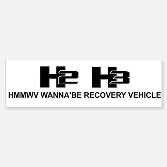 H2/H3 Recovery Vehicle