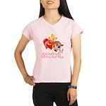 Goat Heart Performance Dry T-Shirt