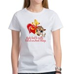 Goat Heart Women's T-Shirt