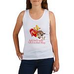 Goat Heart Women's Tank Top