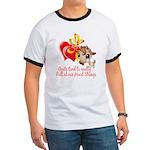 Goat Heart Ringer T