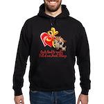 Goat Heart Hoodie (dark)