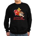 Goat Heart Sweatshirt (dark)