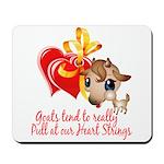 Goat Heart Mousepad