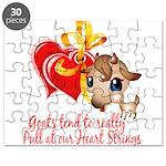 Goat Heart Puzzle