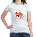Goat Heart Jr. Ringer T-Shirt