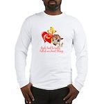 Goat Heart Long Sleeve T-Shirt