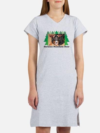 FPG Berner Deer - Women's Nightshirt