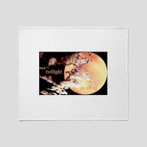 Twilight Breaking Dawn 11-18- Throw Blanket