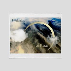 Twilight Eclipse Throw Blanket