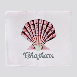 Chatham Shell Throw Blanket