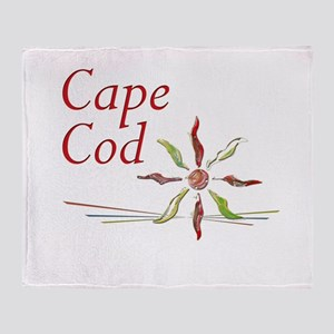 Cape Cod Throw Blanket