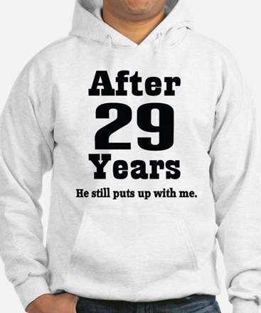 29th Anniversary Funny Quote Hoodie