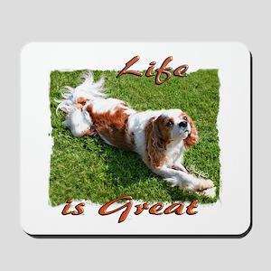 Cavalier Great Life Mousepad