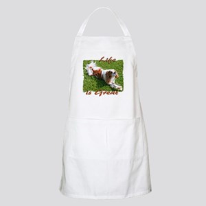 Cavalier Great Life Apron