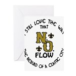 Flow Greeting Cards (Pk of 10)