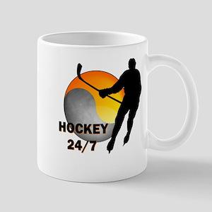 Hockey 24/7 Mug