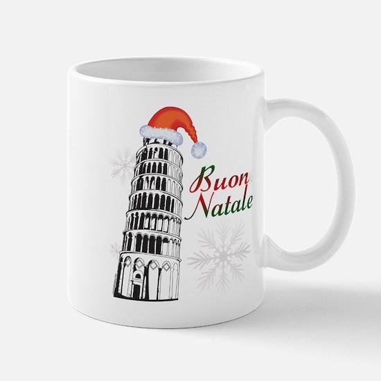 Buon Natale Pisa Mug