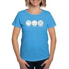 Eat Sleep Physics Women's Dark T-Shirt