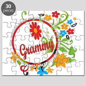 Wonderful Grammy Puzzle