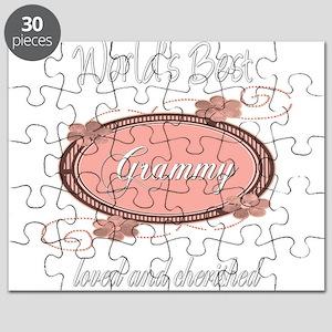 Cherished Grammy Puzzle