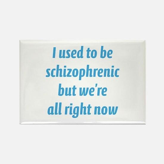 Schizophrenic Rectangle Magnet