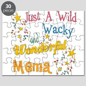 Wild Wacky Mema Puzzle