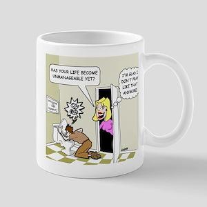 1st Step Mug