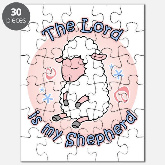 Lord Is My Shepherd Puzzle