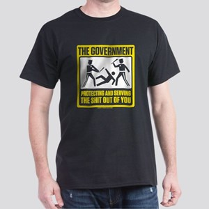Protect and Serve Dark T-Shirt