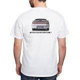 Dsm Mens Classic White T-Shirts