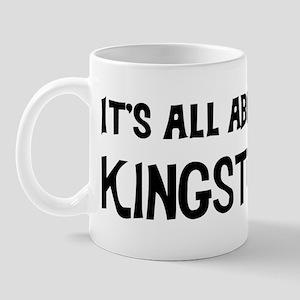 All about Kingston Mug