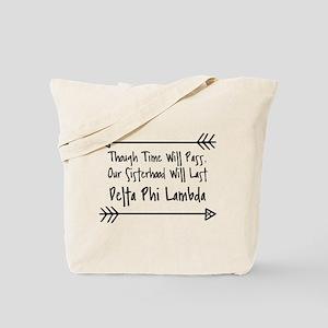 Delta Phi Lambda Sisterhood Tote Bag