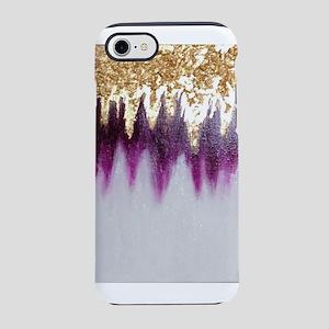 Purple Rain iPhone 7 Tough Case