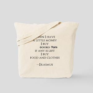 I Buy Yarn Tote Bag