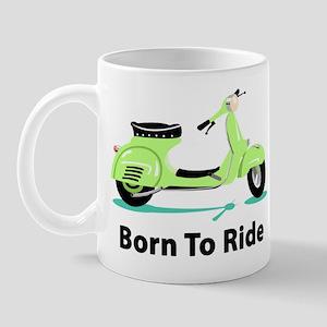 borntoride Mugs