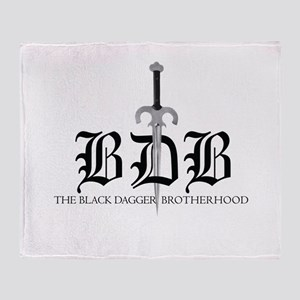 Bdb Logo Throw Blanket
