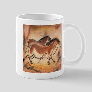Petroglyph Horses Mug
