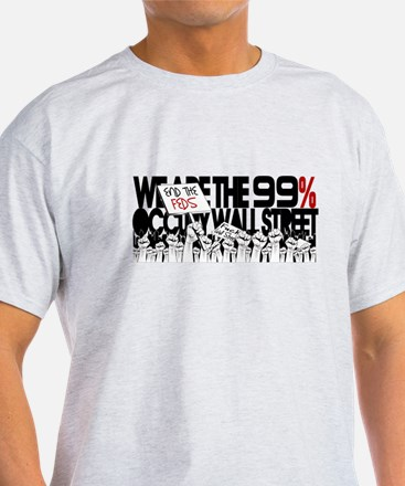 We are the 99% Occupy Wall St T-Shirt