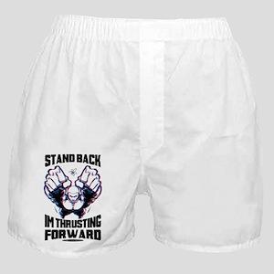 I SUPERHERO Boxer Shorts