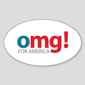 omg_logo_short Sticker